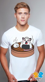 Clapping Cats cool graphic T shirts for men Carbicats 05 white 02