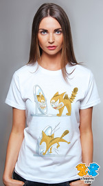 Clapping Cats cool graphic tees for women Caturday 02 white 04