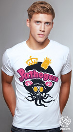 MooTees cool graphic tees for men Afrodisiac 02 white 03