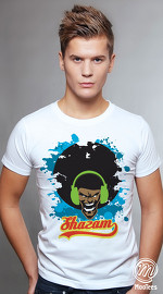MooTees cool graphic tees for men Afrodisiac 05 white 02