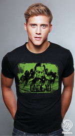 MooTees cool graphic tees for men Dead Ink 05 black 02