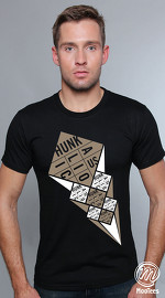 MooTees cool graphic tees for men Maelstrom 01 black 01