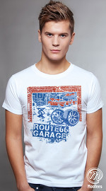 MooTees cool graphic tees for men Mine Run 01 white 01