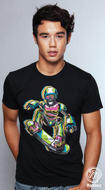 MooTees cool graphic tees for men Rhobauts 05 black 04