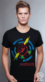 MooTees cool graphic tees for men The Electric Company 01 black 01