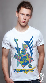 MooTees cool graphic tees for men The Electric Company 02 white 03