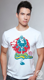 MooTees cool graphic tees for men The Wizard Of Oz 02 white 03
