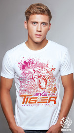 MooTees cool graphic tees for men Tropico 01 white 02