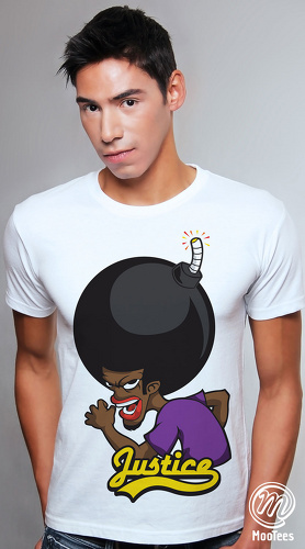 MooTees cool graphic tees for men Afrodisiac 04 white 01