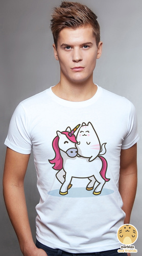 Peperpine cool graphic T shirts for men Lashes Ride A Piny white